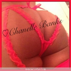 Escort Chanelle Banks